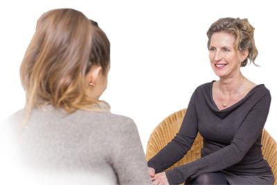 Kerstin Kleber, Heilpraktikerin für Psychotherapie